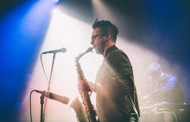 Antonio Lucaciu | Saxophon